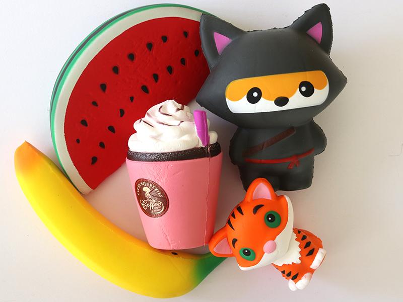 Acheter Coffret Mes 5 grands squishy à collectionner - Ninja Fruit - 42,95€ en ligne sur La Petite Epicerie - Loisirs créatifs