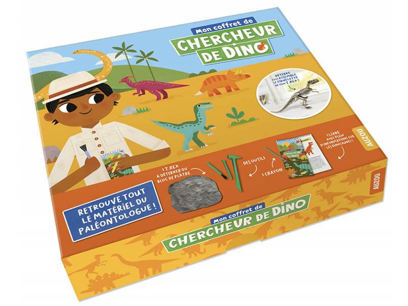 Acheter Mon coffret de chercheur de dino - 14,95€ en ligne sur La Petite Epicerie - Loisirs créatifs