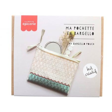 Acheter KIT MKMI - Ma pochette en bargello - 16,99€ en ligne sur La Petite Epicerie - Loisirs créatifs