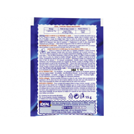 Acheter Teinture tissu 15 g - marron havane 41 - 3,29€ en ligne sur La Petite Epicerie - Loisirs créatifs