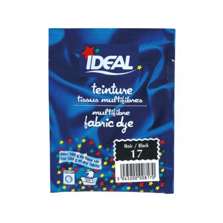 Acheter Teinture tissu 15 g - noir 17 - 3,29€ en ligne sur La Petite Epicerie - Loisirs créatifs