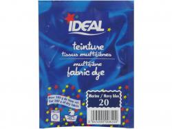 Acheter Teinture tissu 15 g - Bleu marine 20 - 3,29€ en ligne sur La Petite Epicerie - Loisirs créatifs