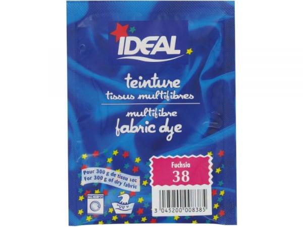 Acheter Teinture tissu 15 g - Rose fuschia 38 - 3,29€ en ligne sur La Petite Epicerie - Loisirs créatifs