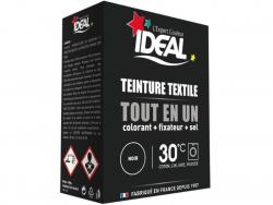 Acheter Teinture tissu tout en 1 - 350 gr - Noir - 7,99€ en ligne sur La Petite Epicerie - Loisirs créatifs