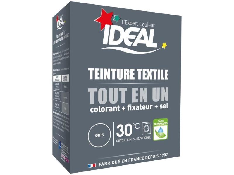 Acheter Teinture tissu tout en 1 - 350 gr - gris - 7,99€ en ligne sur La Petite Epicerie - Loisirs créatifs