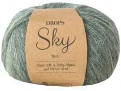 Acheter Laine Drops - Sky - 07 Vert océan clair (mix) - 5,85€ en ligne sur La Petite Epicerie - Loisirs créatifs