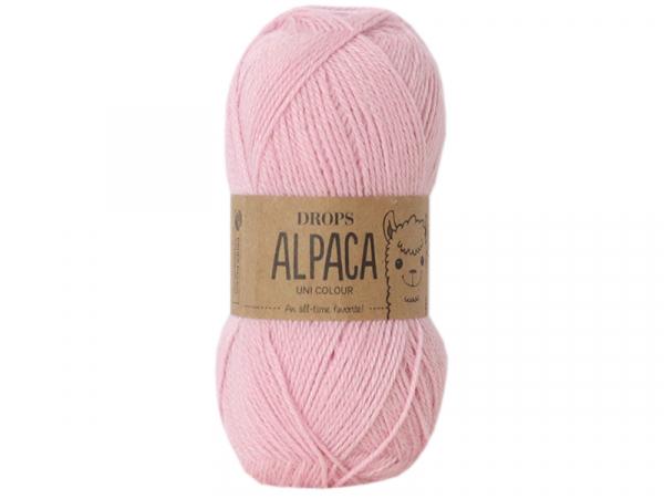Acheter Laine Drops - Alpaca - 3140 Rose clair - 4,10€ en ligne sur La Petite Epicerie - Loisirs créatifs