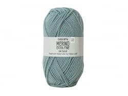 Acheter Laine Drops - Merino extra fine - 15 Vert gris clair (uni) - 3,29€ en ligne sur La Petite Epicerie - Loisirs créatifs