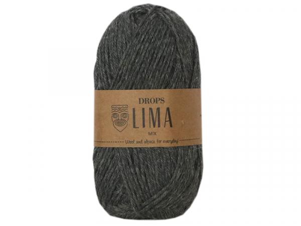 Acheter Laine Drops - Lima - 0519 Gris foncé (mix color) - 2,65€ en ligne sur La Petite Epicerie - Loisirs créatifs