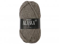 Acheter Laine Drops - Alaska 49 - Brun clair (mix) - 2,30€ en ligne sur La Petite Epicerie - Loisirs créatifs