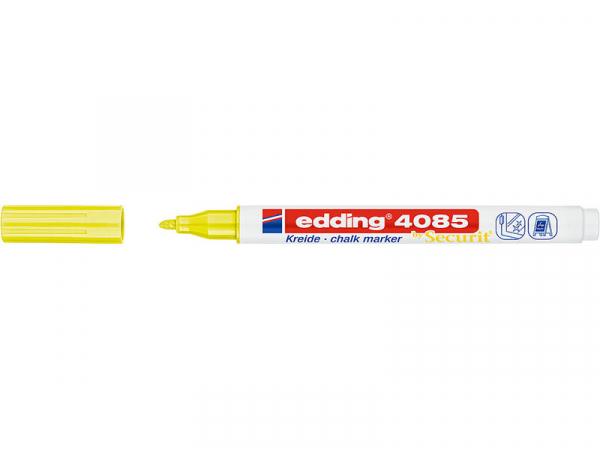 Acheter Marqueur craie liquide Edding - jaune fluo 065 - 3,89€ en ligne sur La Petite Epicerie - Loisirs créatifs