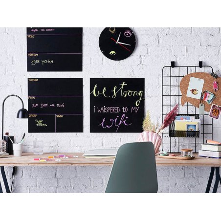 Acheter Marqueur craie liquide Edding - rose fluo 069 - 3,89€ en ligne sur La Petite Epicerie - Loisirs créatifs
