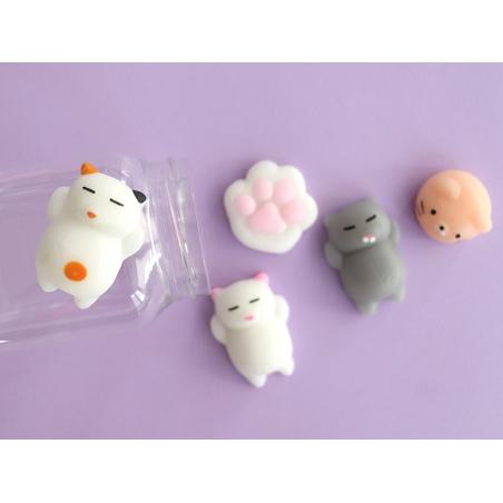 Acheter Coffret Mes 5 petits squishy à collectionner - Chats mignons - 9,95€ en ligne sur La Petite Epicerie - Loisirs créatifs