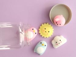 Acheter Coffret Mes 5 petits squishy à collectionner - Nature - 9,95€ en ligne sur La Petite Epicerie - Loisirs créatifs