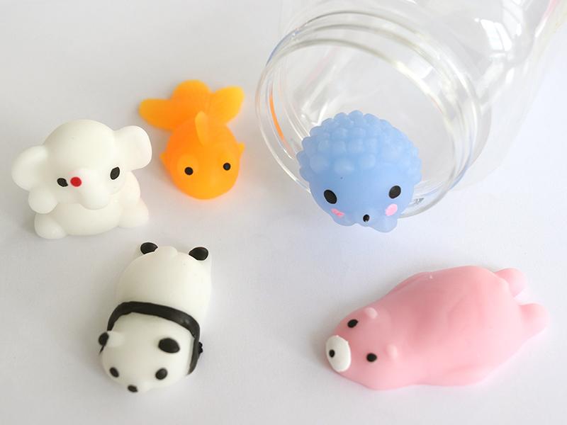 Acheter Coffret Mes 5 petits squishy à collectionner - Animaux mignons - 9,95€ en ligne sur La Petite Epicerie - Loisirs cré...