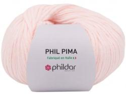 Acheter Laine Phil Pima coton du Pérou - Poudre - 7,49€ en ligne sur La Petite Epicerie - Loisirs créatifs
