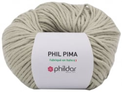 Acheter Laine Phil Pima coton du Pérou - Tilleul - 7,49€ en ligne sur La Petite Epicerie - Loisirs créatifs
