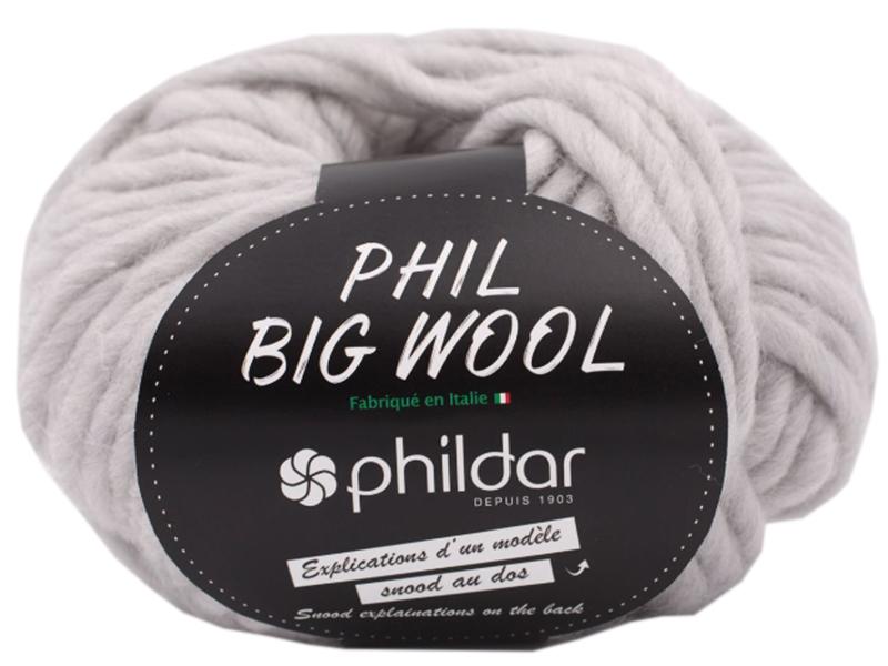 Acheter Laine Phil Big wool - Givre - 11,99€ en ligne sur La Petite Epicerie - Loisirs créatifs
