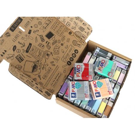 Acheter Pack 35 pains Fimo effect - 59,99€ en ligne sur La Petite Epicerie - Loisirs créatifs