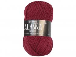 Acheter Laine Drops - Alaska 53 - Rouge rubis (uni) - 2,30€ en ligne sur La Petite Epicerie - Loisirs créatifs