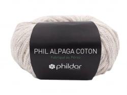 Acheter Laine Phil Alpaga coton - Givre - 4,59€ en ligne sur La Petite Epicerie - Loisirs créatifs