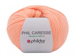Acheter Laine Phil Caresse - Pamplemousse - 3,89€ en ligne sur La Petite Epicerie - Loisirs créatifs