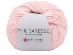 Acheter Laine Phil Caresse - Rosée - 3,89€ en ligne sur La Petite Epicerie - Loisirs créatifs