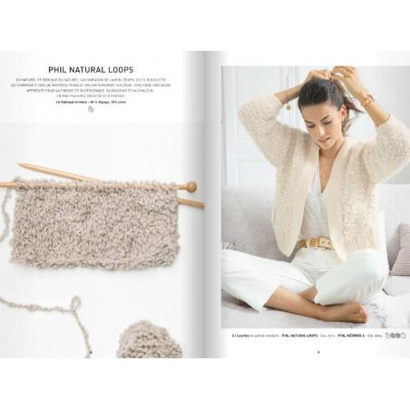 Acheter Catalogue Phildar n°194 - Matières divines - 6,90€ en ligne sur La Petite Epicerie - Loisirs créatifs