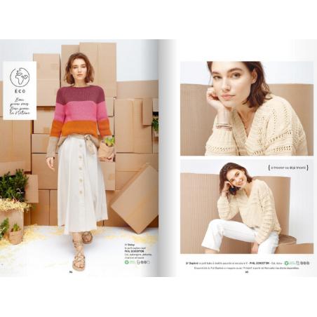 Acheter Catalogue Phildar n°701 - 100% éco responsable - 5,90€ en ligne sur La Petite Epicerie - Loisirs créatifs