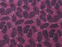 Acheter Tissu viscose Cousette Rameaux - Pourpré - 1,99€ en ligne sur La Petite Epicerie - Loisirs créatifs