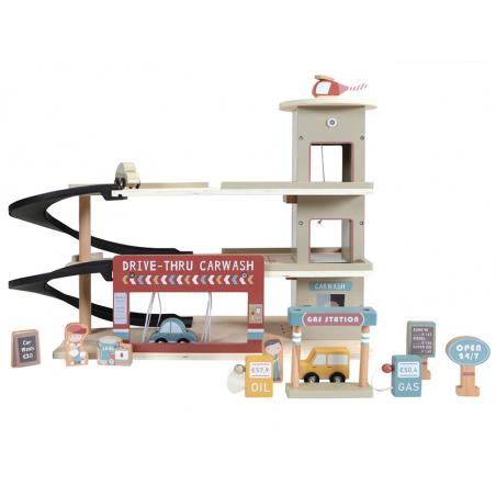 Acheter Extension Garage Circuit train - Little Dutch - 59,99€ en ligne sur La Petite Epicerie - Loisirs créatifs