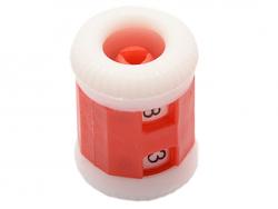 Acheter Compte rangs manuel rouge - tricot et crochet - 1,29€ en ligne sur La Petite Epicerie - Loisirs créatifs