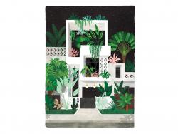 Acheter Affiche aquarelle - Miami by night - 29,7 x 39,7 cm - ATWS - 23,99€ en ligne sur La Petite Epicerie - Loisirs créatifs