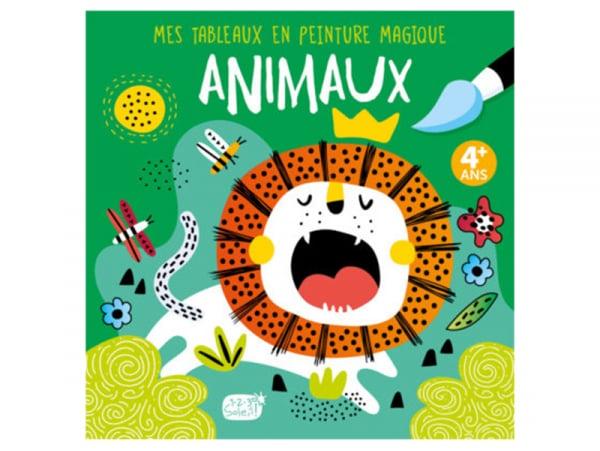 Acheter Mes tableaux en peinture magique - Animaux - 6,95€ en ligne sur La Petite Epicerie - Loisirs créatifs