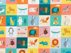 """Acheter Tissu coton Dashwood """"habitat"""" - 1,92€ en ligne sur La Petite Epicerie - Loisirs créatifs"""