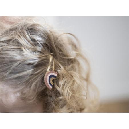 Acheter Barrettes cheveux - Arc-en-ciel - 4,99€ en ligne sur La Petite Epicerie - Loisirs créatifs