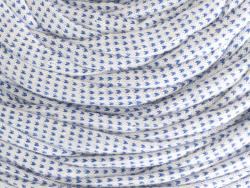 Acheter Grande bobine de fil trapilho - Beige clair à chevrons bleus - 7,90€ en ligne sur La Petite Epicerie - Loisirs créatifs