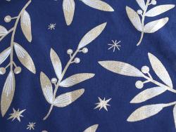 Acheter Sac coton La Petite Epicerie Noël 2020 - bleu - 9,99€ en ligne sur La Petite Epicerie - Loisirs créatifs
