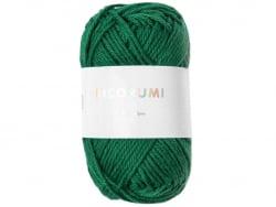 Acheter Pelote Ricorumi coton DK - Vert sapin (50) - 1,19€ en ligne sur La Petite Epicerie - Loisirs créatifs