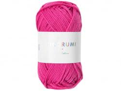 Acheter Pelote Ricorumi coton DK - Fuchsia (14) - 1,19€ en ligne sur La Petite Epicerie - Loisirs créatifs