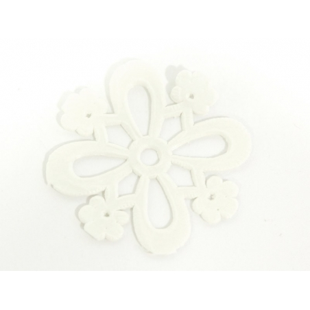 20 small paper doilies - 3.3 cm