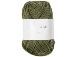 Acheter Pelote Ricorumi coton DK - Olive (48) - 1,19€ en ligne sur La Petite Epicerie - Loisirs créatifs