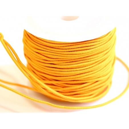 Acheter 1 m de cordon élastique 1 mm - Orange - 0,69€ en ligne sur La Petite Epicerie - Loisirs créatifs