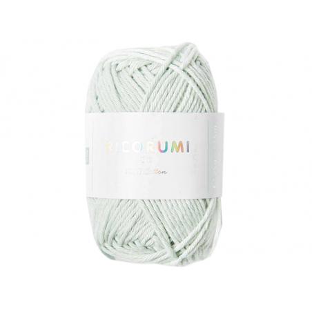 Acheter Pelote Ricorumi coton DK - Vert glace (37) - 1,19€ en ligne sur La Petite Epicerie - Loisirs créatifs