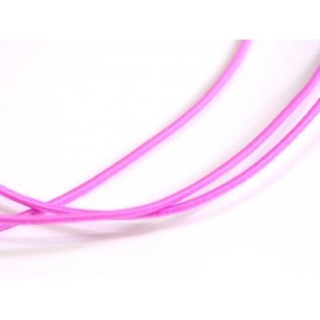 Acheter 1 m de cordon élastique 1 mm - Rose - 0,69€ en ligne sur La Petite Epicerie - Loisirs créatifs