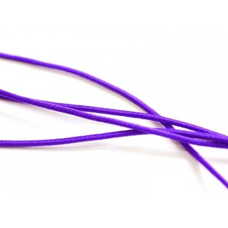 Acheter 1 m de cordon élastique 1 mm - Violet - 0,69€ en ligne sur La Petite Epicerie - Loisirs créatifs