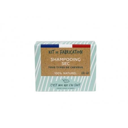 Acheter Kit de fabrication - Shampooing sec - 24,79€ en ligne sur La Petite Epicerie - Loisirs créatifs