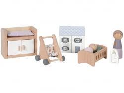 Acheter Pack nurserie pour maison de poupée - 11 pièces - 12,89€ en ligne sur La Petite Epicerie - Loisirs créatifs