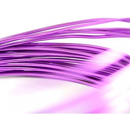 Acheter 10 m de fil aluminium - violet - 2,09€ en ligne sur La Petite Epicerie - Loisirs créatifs