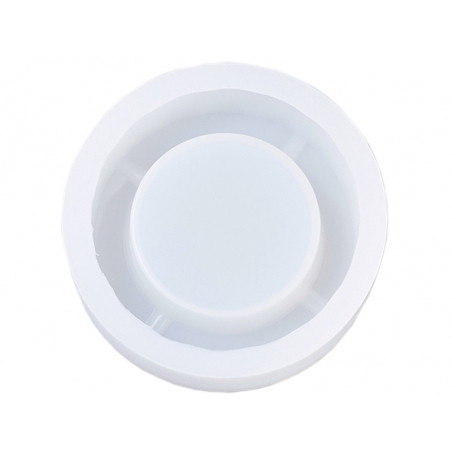 Acheter Moule en silicone - Grand cendrier, coupelle, bougeoir (10.5cm de diamètre) - 7,49€ en ligne sur La Petite Epicerie ...